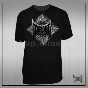 TapouT Bandana T-Shirt (Black)