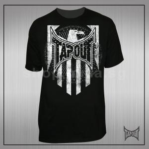 TapouT Capitalized T-Shirt (Black)
