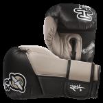 Hayabusa Tokushu 12oz Gloves - Black/Desert Sand