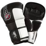 Hayabusa Tokushu 7oz Hybrid Gloves - Midnight Black