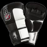 Hayabusa Tokushu 7oz Hybrid Gloves - Midnight Black