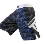 Throwdown Royal 2 Fight Shorts - Black