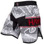 Hayabusa Flex Fight Shorts - White