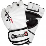 Hayabusa Ikusa 4oz MMA Gloves White