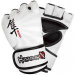 Hayabusa Ikusa 4oz MMA Gloves White
