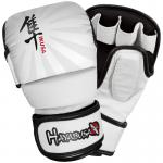 Hayabusa Ikusa 7oz Hybrid Gloves White