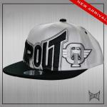 TapouT All Star Snapback Hat (White/Black)