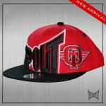 TapouT All Star Snapback Hat (Black/Red)