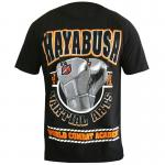 Hayabusa Academy T-shirt - Black