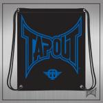 TapouT In Ya Face Sack (Black/Blue)
