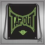 TapouT In Ya Face Sack (Black/Green)