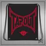 TapouT In Ya Face Sack (Black/Red)