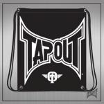 TapouT In Ya Face Sack (Black/White)