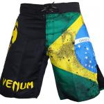 Brazilian Flag Fightshorts Black by Venum