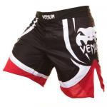"Venum Fightshort ""Electron 2.0"" - Black/Red"