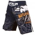 Venum Natural Born Killer Fightshort - by Carlos Condit - Blue