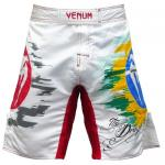 Venum UFC 129 Lyoto Machida Fightshort - White