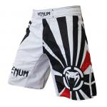 "Venum ""Undisputed"" Fighshorts - White"