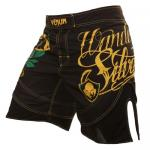 "Venum Wanderlei ""The Axe Murderer"" Silva Fightshorts - Black"