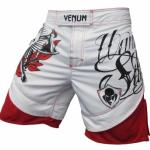 "Venum Wanderlei ""The Axe Murderer"" Silva Fightshorts - Ice"