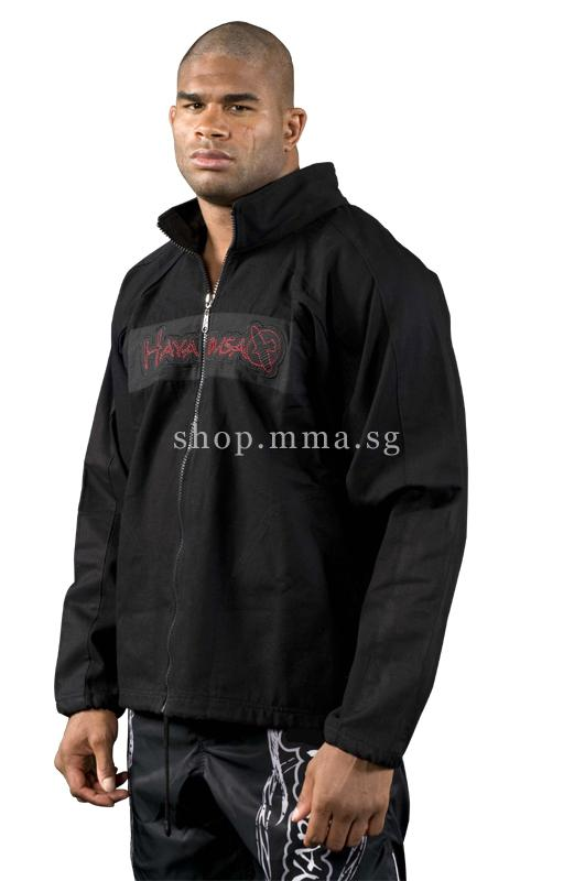 Hayabusa Uwagi 2.0 Full Zip Hooded Gi Jacket